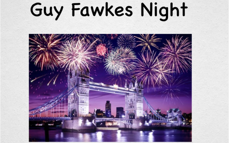 GUY FAWKES NIGHT!