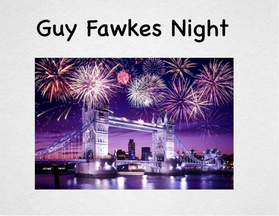 GUY FAWKES NIGHT!
