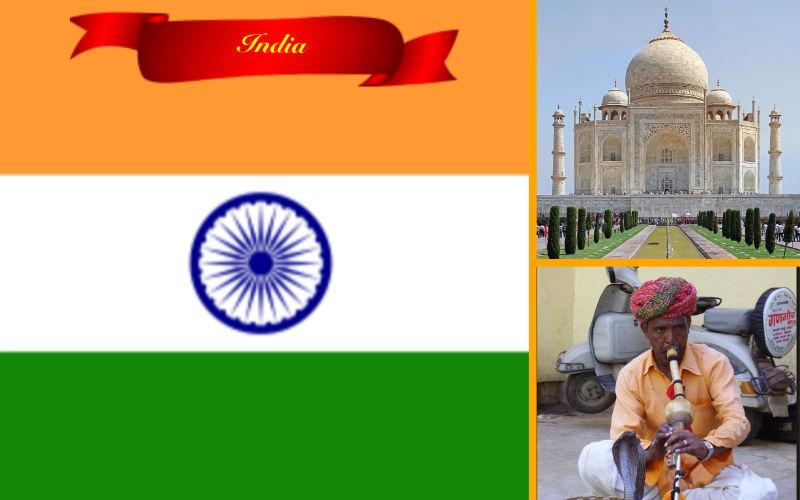 VISITING... INDIA