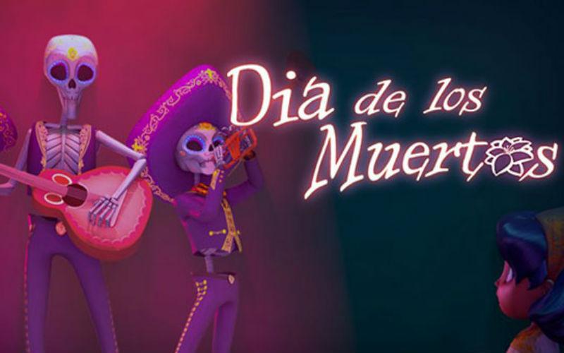 ¡¡¡FELIZ DÍA DE LOS MUERTOS!!!