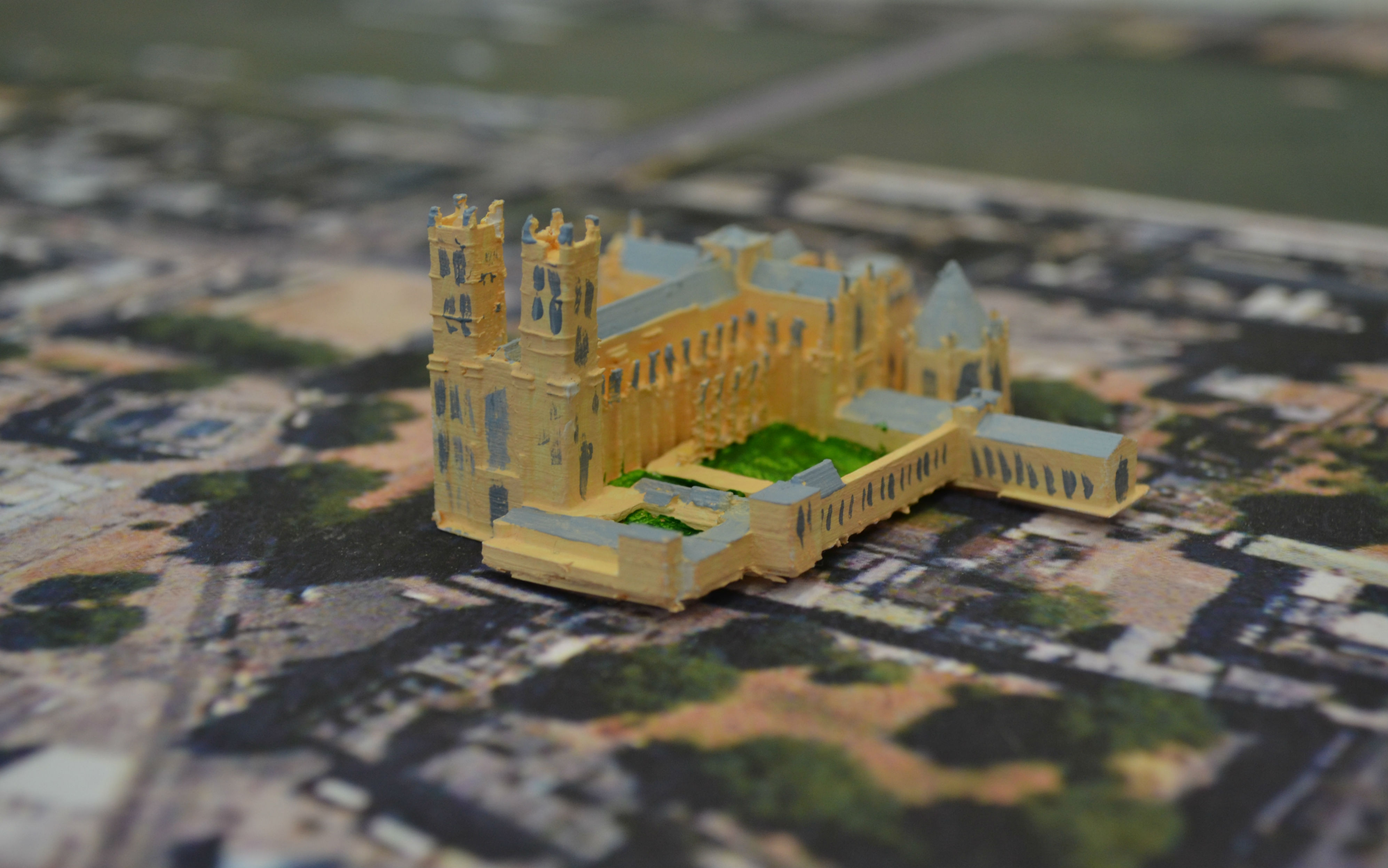 3D-WESTMINSTER ABBEY