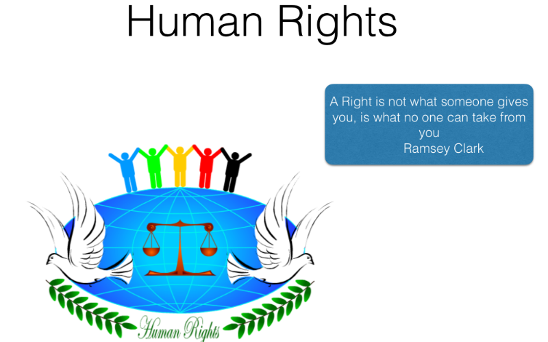 INTERDISCIPLINARY APPROACH TO HUMAN RIGHTS