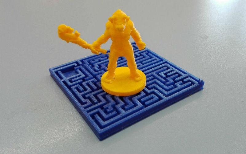 O 3D PRINTER... ΤΑΞΙΔΕΥΕΙ ΤΑ ΤΡΙΤΑΚΙΑ ΜΑΣ ΣΤΗΝ ΚΡΗΤΗ!