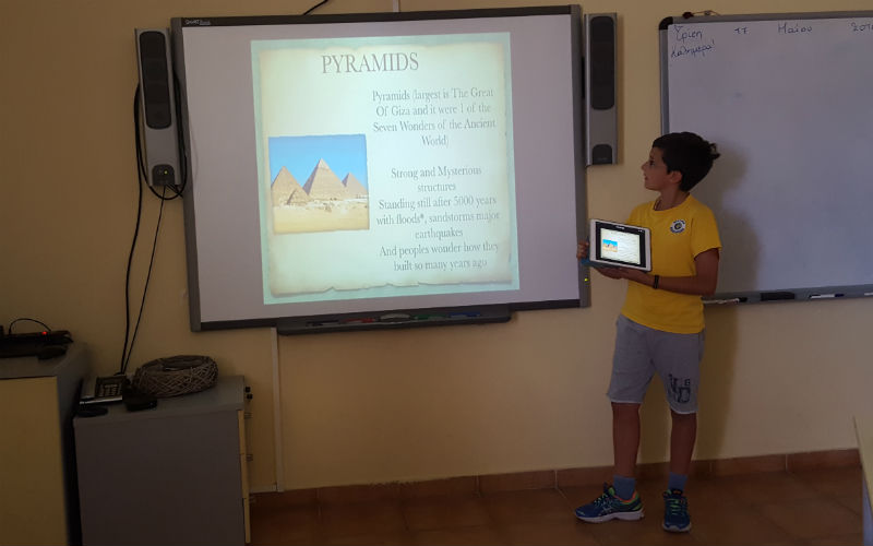 PRESENTING OUR PROJECTS