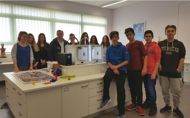 ULTIMAKER EDUCATION CHALLENGE