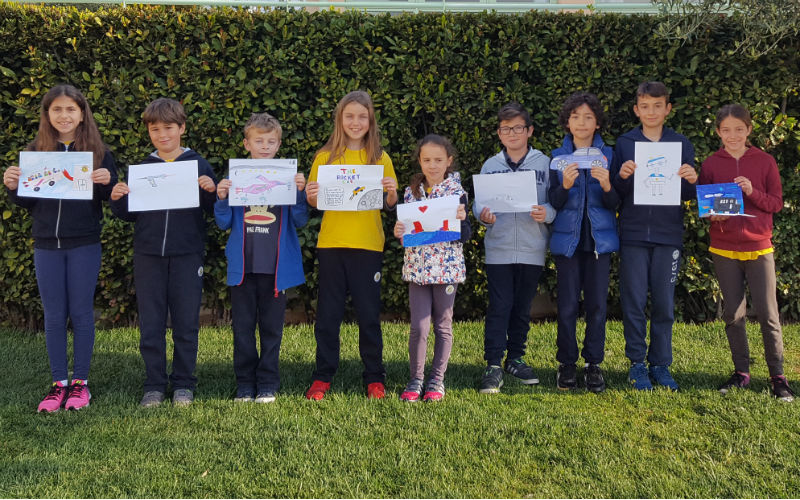 CAMBRIDGE PENFRIENDS: MAKING OUR OWN INVENTIONS
