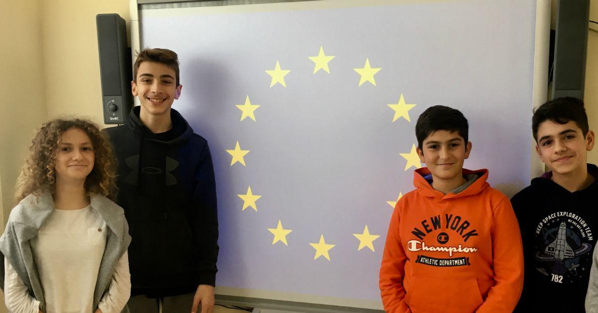 Η καλλιέργεια της συνείδησης Ευρωπαίου Πολίτη μέσα από το μάθημα της Γεωγραφίας