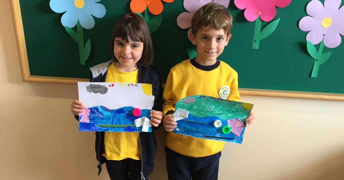 eTWINNING: NO PLASTIC IN THE OCEAN