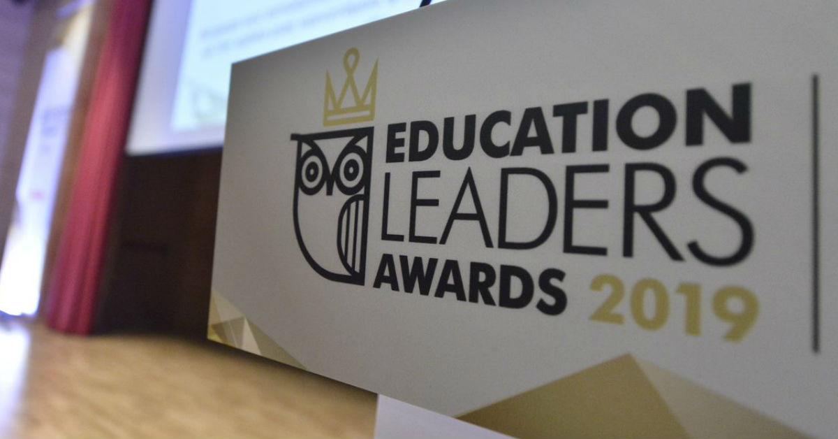 EDUCATION LEADERS AWARDS
