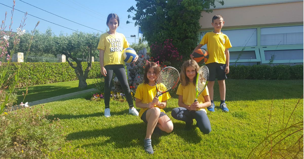 eTWINNING: KEEP FIT, BE HEALTHY!