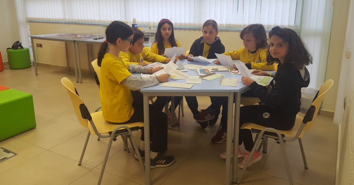 eTWINNING: DESCRIBING THE PLACE WE LIVE
